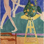 Matisse, Nasturtiums and the Dance, 1912, Metropolitan Museum of Art