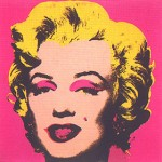 Andy Warhol, from 10 Marilyns
