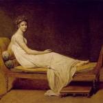 J.L.David, Madame Recamier, 1800, Louvre