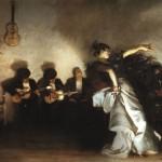 J.S. Saargent, El Jaleo, 1882, ISGM
