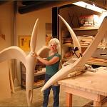 Judy McKie, Ibis Ascending