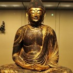 Amida Buddha, 11th century, San Francisco Asian Art Museum