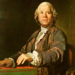 Portrait of Christoph Willibald Ritter von Gluck