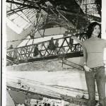 Flora Natapoff, 1972.