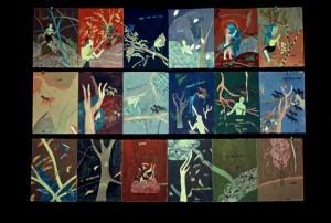 France Hamilton, Beastwood Trilogy, 1980