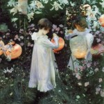 Sargent, Carnation, Lily, Lily, Rose, 1895, Tate Gallery