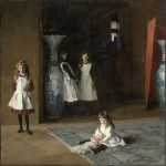 John Singer Sargent, The Daughters of Edward Boit, 1882, MFA Boston
