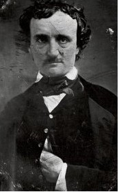 Marcus Aurelius Root, Edgar Allan Poe, 1848