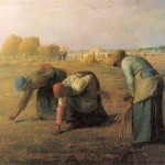 Millet, The Gleaners, Musee d'Orsay
